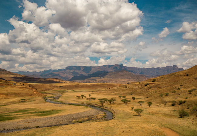 Northern and Central Drakensberg