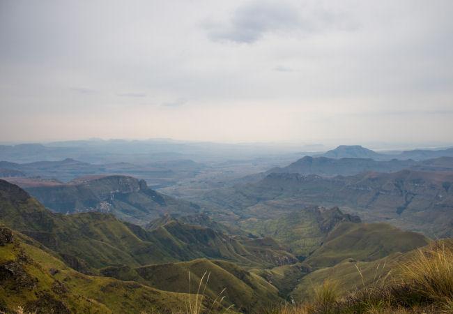 Drakensberg's Royal Natal National Park