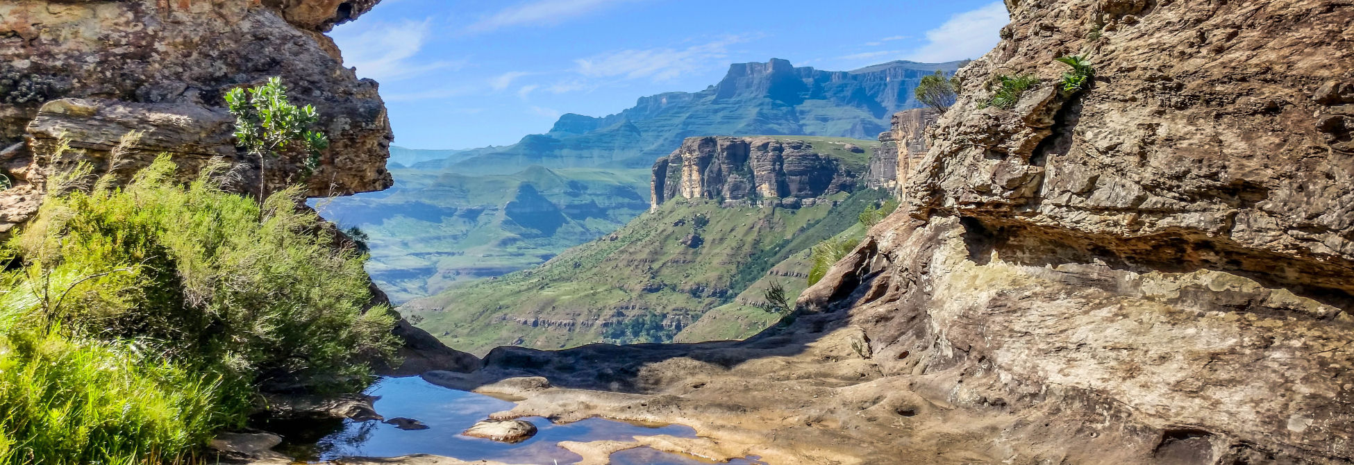 Go self drive - Drakensberg