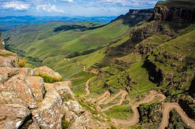 Drakensberg & Lesotho