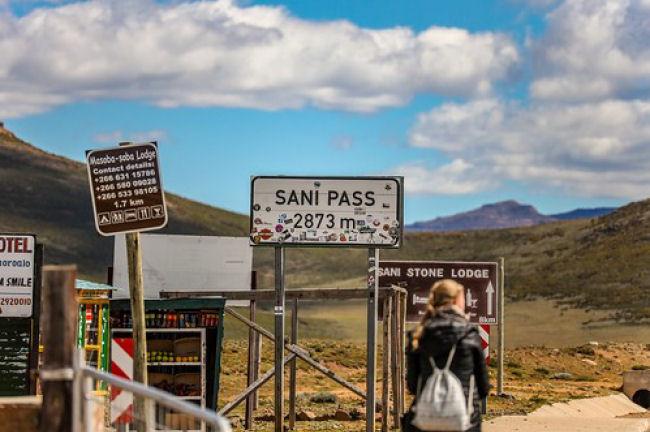 Drakensberg & Lesotho Sani Pass