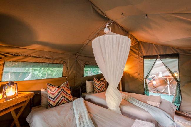 Xobega Private Island Camp