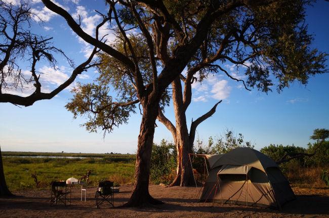 Chobe, Kasane & Lesoma Valley