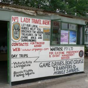 No. 1 Lady Tours